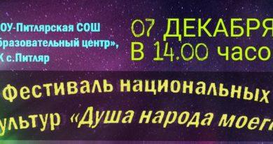 СК Питляр фестиваль национальных культур