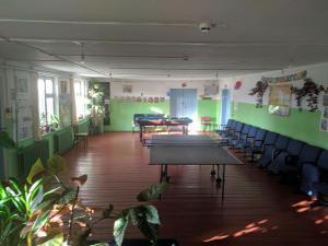 Сельский клуб д.Казым - мыс 50 зрительных мест