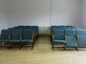 Сельский клуб д.Ямгорт 50 зрительных мест
